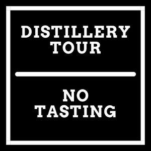 Distillery Tours No Tasting